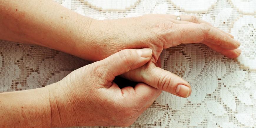 Picotement dans les mains